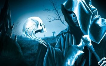 Donker - Grim Reaper Wallpapers and Backgrounds ID : 240051