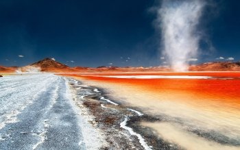 Earth - Volcano Wallpapers and Backgrounds ID : 240291