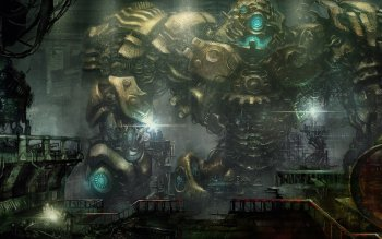 Sci Fi - Robot Wallpapers and Backgrounds ID : 240681