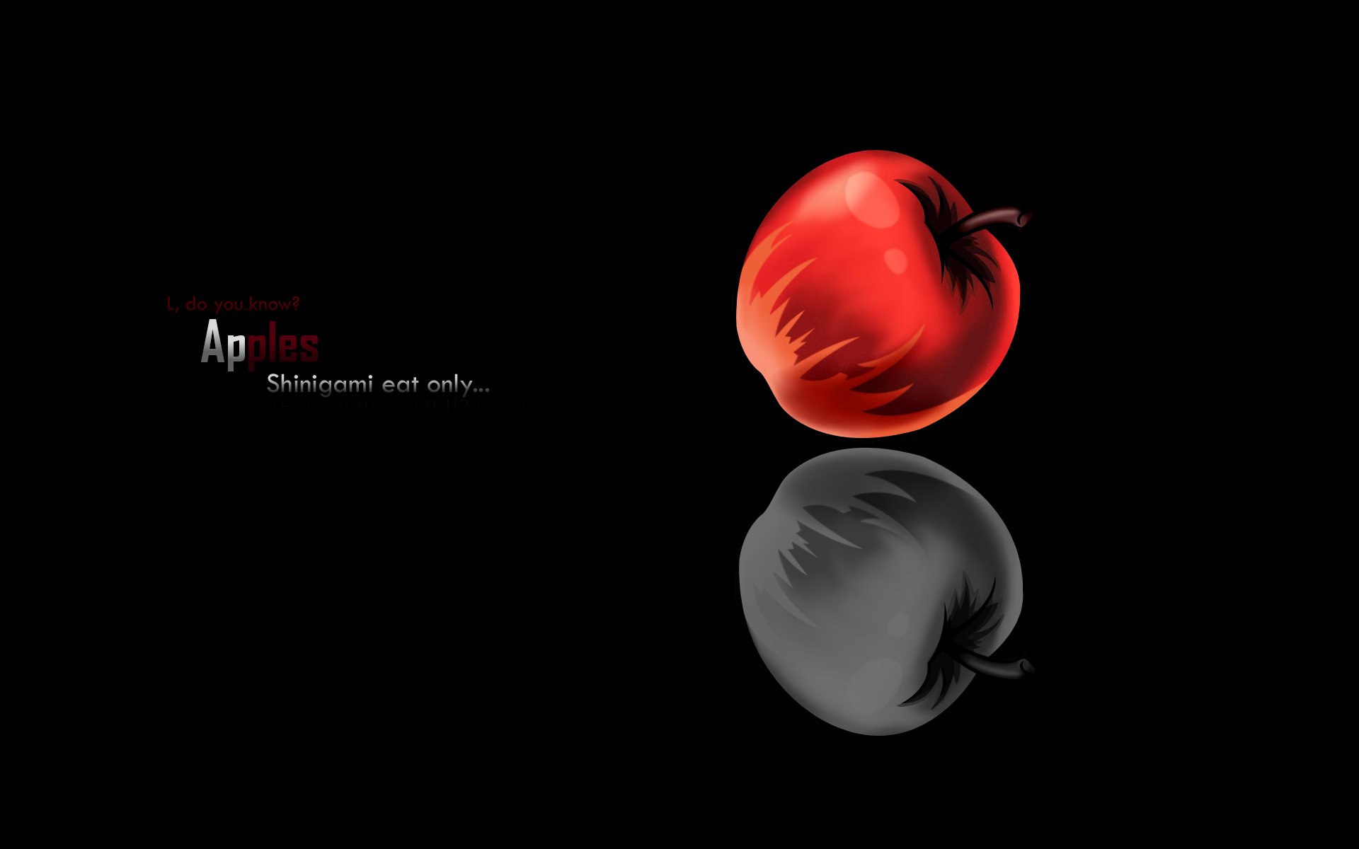 Death Note Hd Wallpaper Background Image 1920x1200 Id 241843