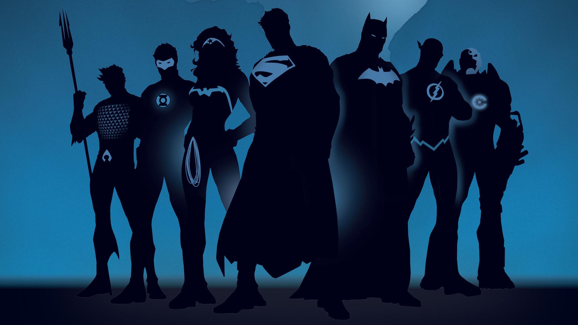 Comics - Justice League - Aquaman - Green Lantern - Wonder Woman ...
