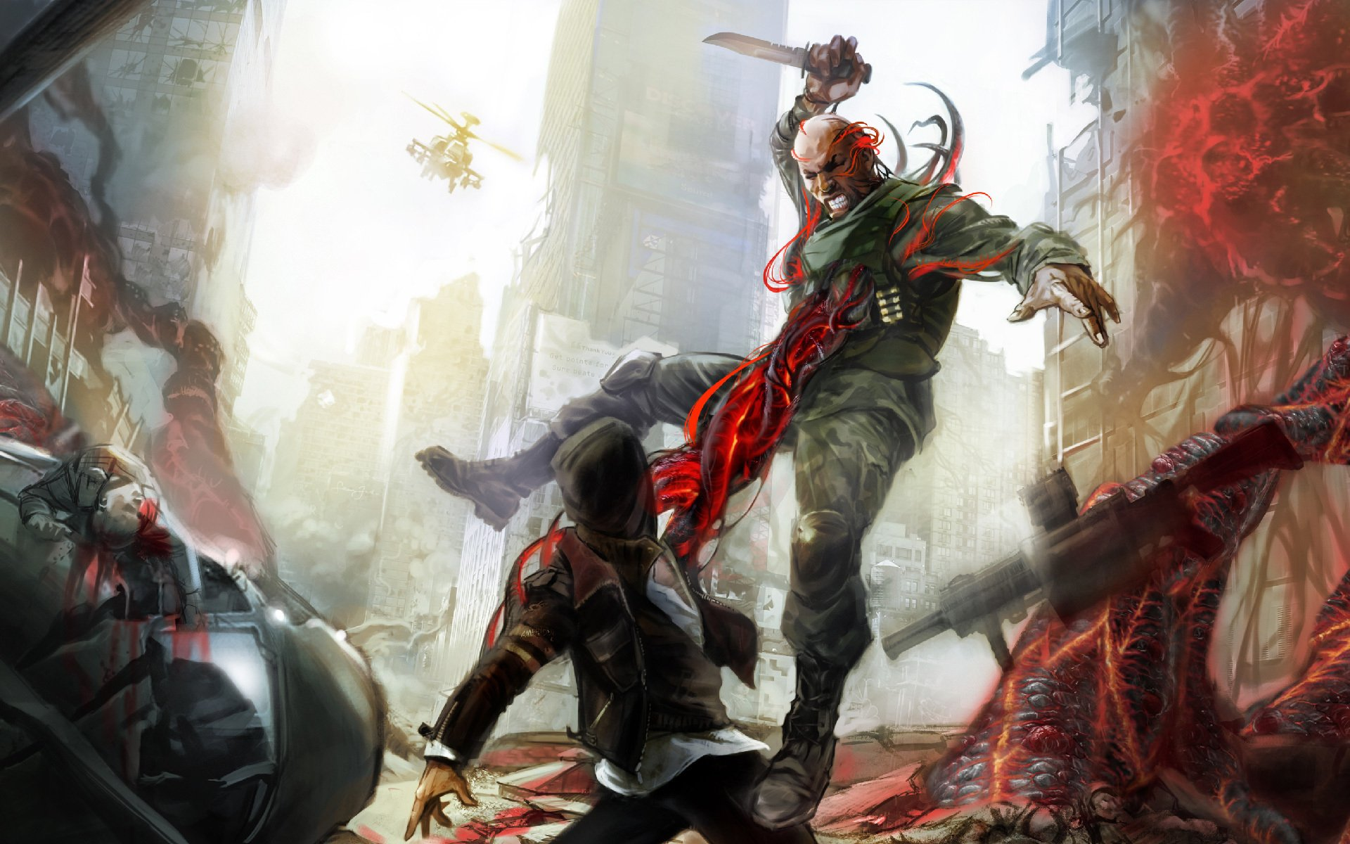 prototype 2 full hd wallpaper and background image | 1920x1200 | id