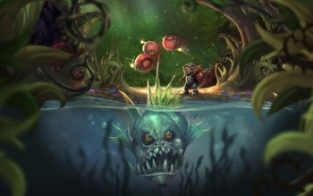 Video Game - League Of Legends Wallpapers and Backgrounds ID : 241623