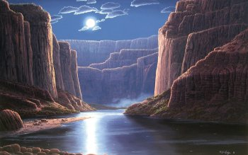 Earth - Canyon Wallpapers and Backgrounds ID : 242891