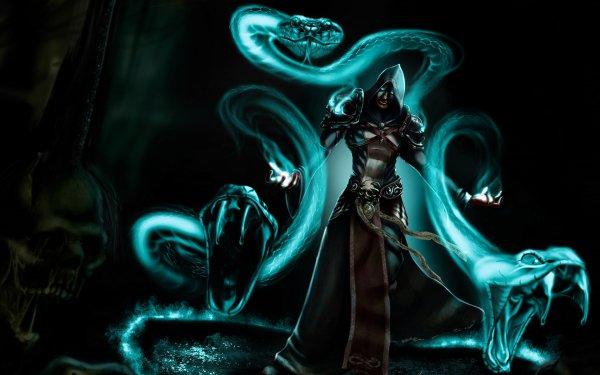 Dark Sorcerer HD Wallpaper | Background Image
