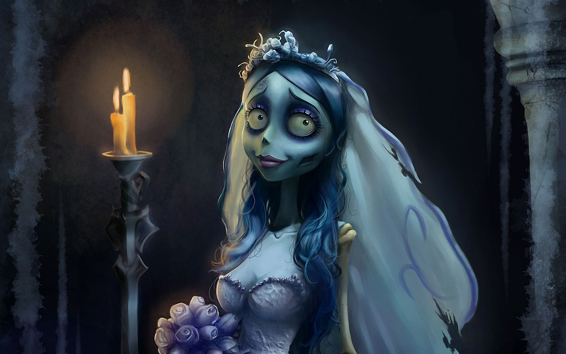 corpse bride movie wallpapers - photo #7
