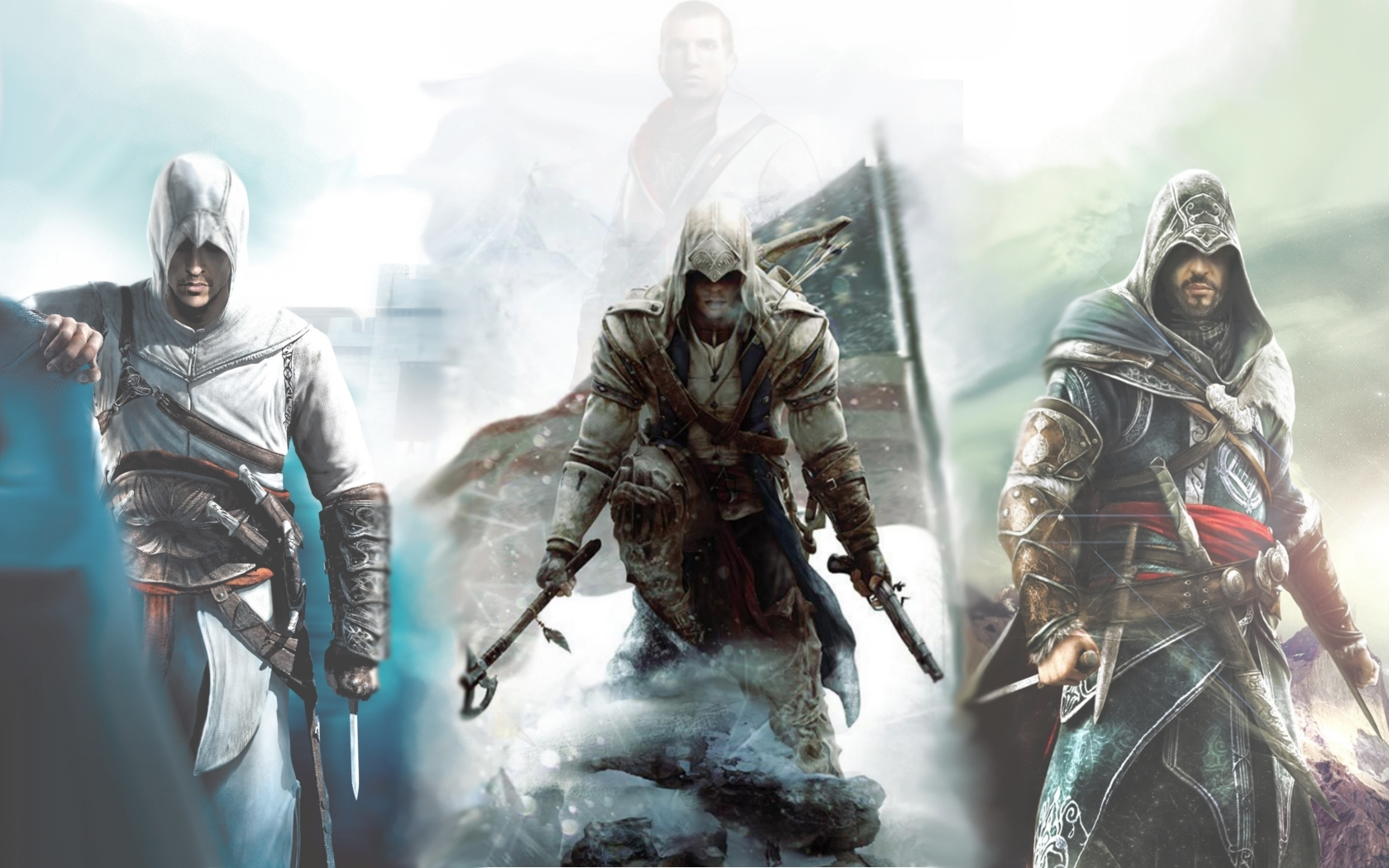 Ac saga wallpaper and background image 1680x1050 id 243763 for Assassin s creed sfondi