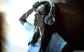 Music - Headphones Wallpapers and Backgrounds ID : 243413