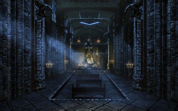 Videojuego The Elder Scrolls V: Skyrim The Elder Scrolls Iglesia Talos Shrine Fondo de pantalla HD | Fondo de Escritorio