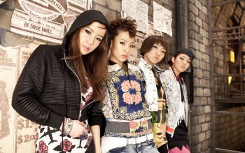 Music - 2ne1 Wallpapers and Backgrounds ID : 245863