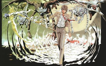 Anime - Death Note Wallpapers and Backgrounds ID : 245901