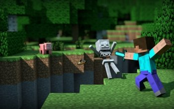 Videojuego - Minecraft Wallpapers and Backgrounds ID : 246223