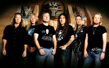 Music - Iron Maiden Wallpapers and Backgrounds ID : 246573