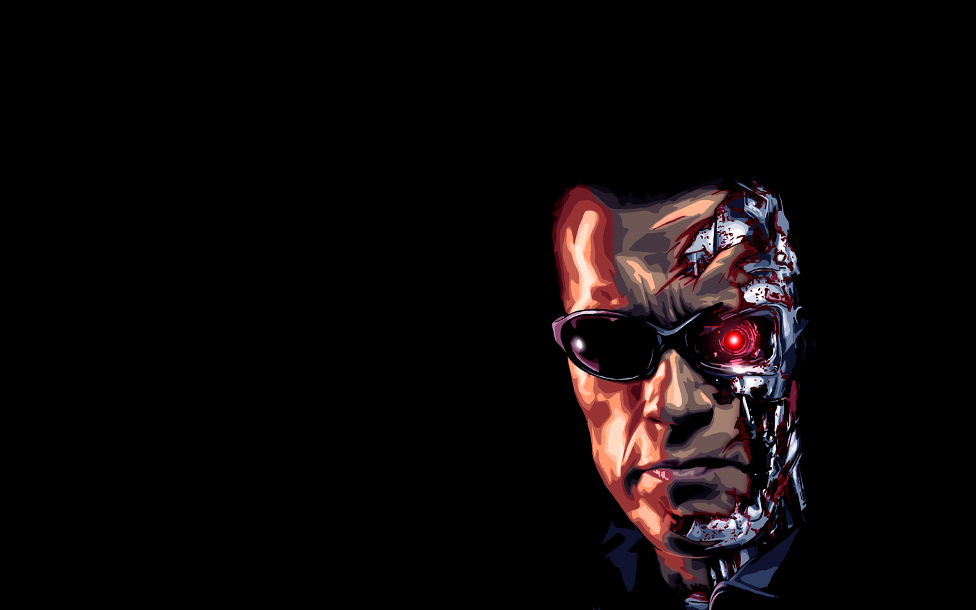 terminator widescreen computer wallpapers skynet Hd widescreen wallpapers of terminator salvation (2009) terminator 4 is a 2009 american science fiction action film directed by mcg the fourth installment in the terminator series, the film is set in 2018 and focuses on the war between skynet and humanity, with the human resistance fighting against skynet's killing.