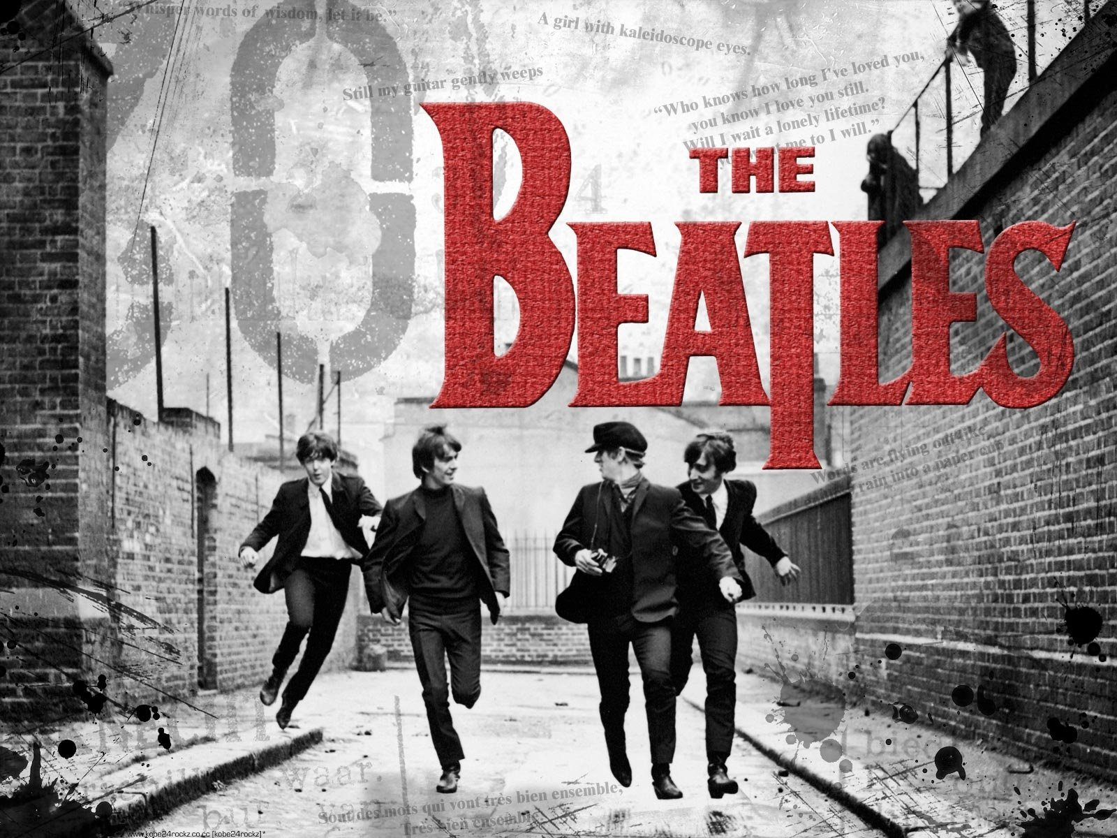Music - The Beatles  Wallpaper