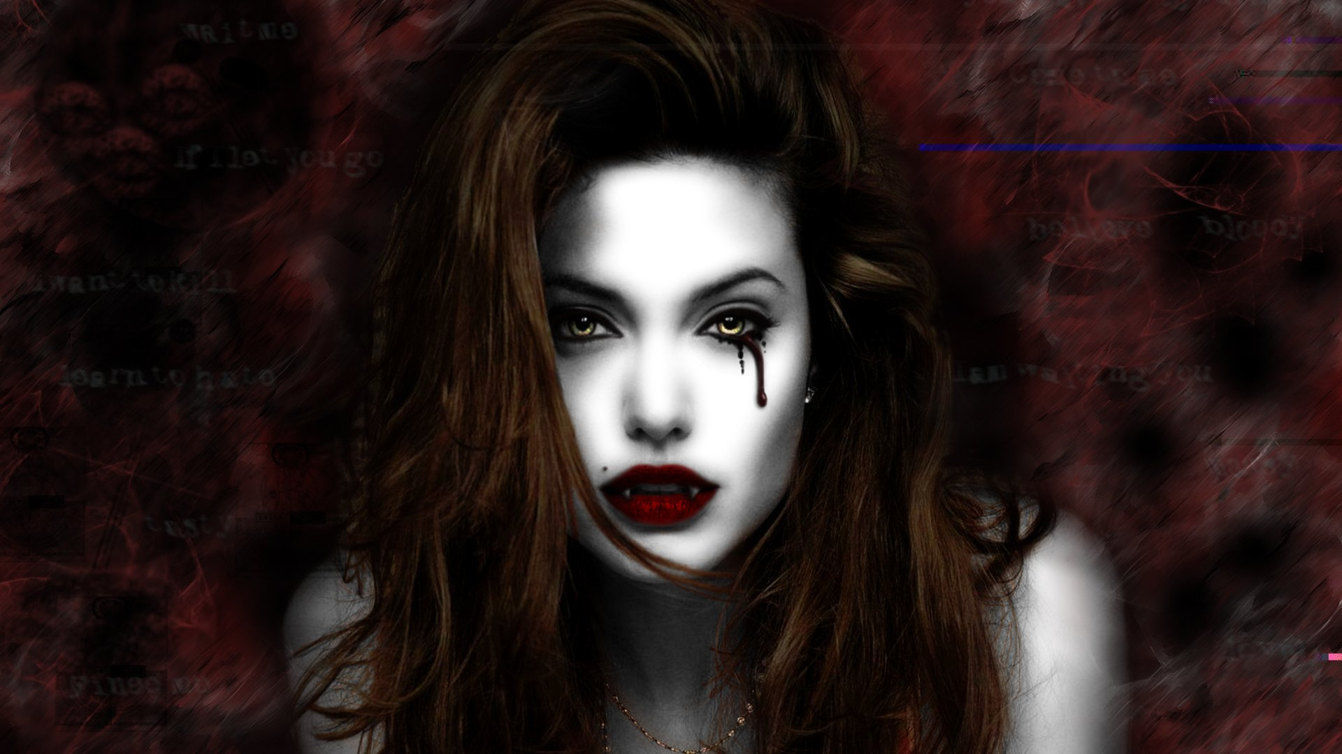 210 vampire hd wallpapers | background images - wallpaper abyss