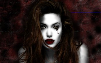 Dark - Vampire Wallpapers and Backgrounds ID : 247933
