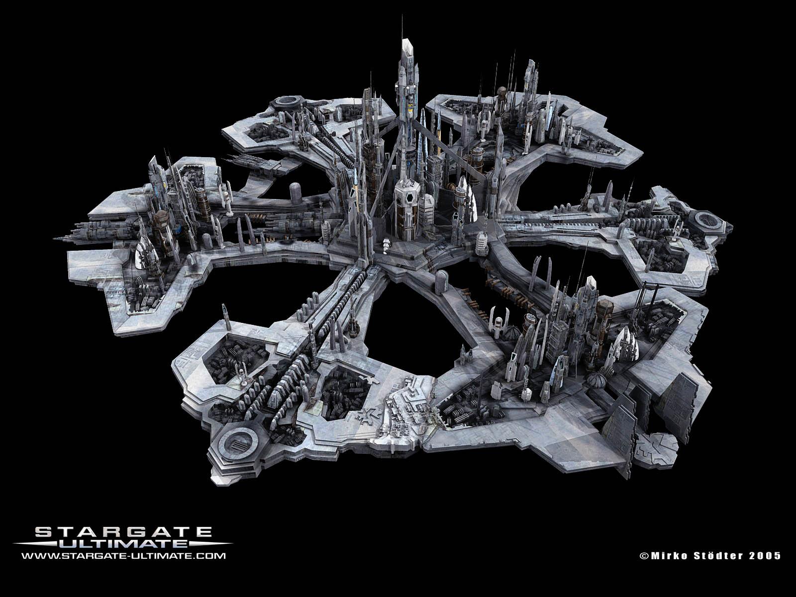 TV Show - Stargate SG-1  Wallpaper