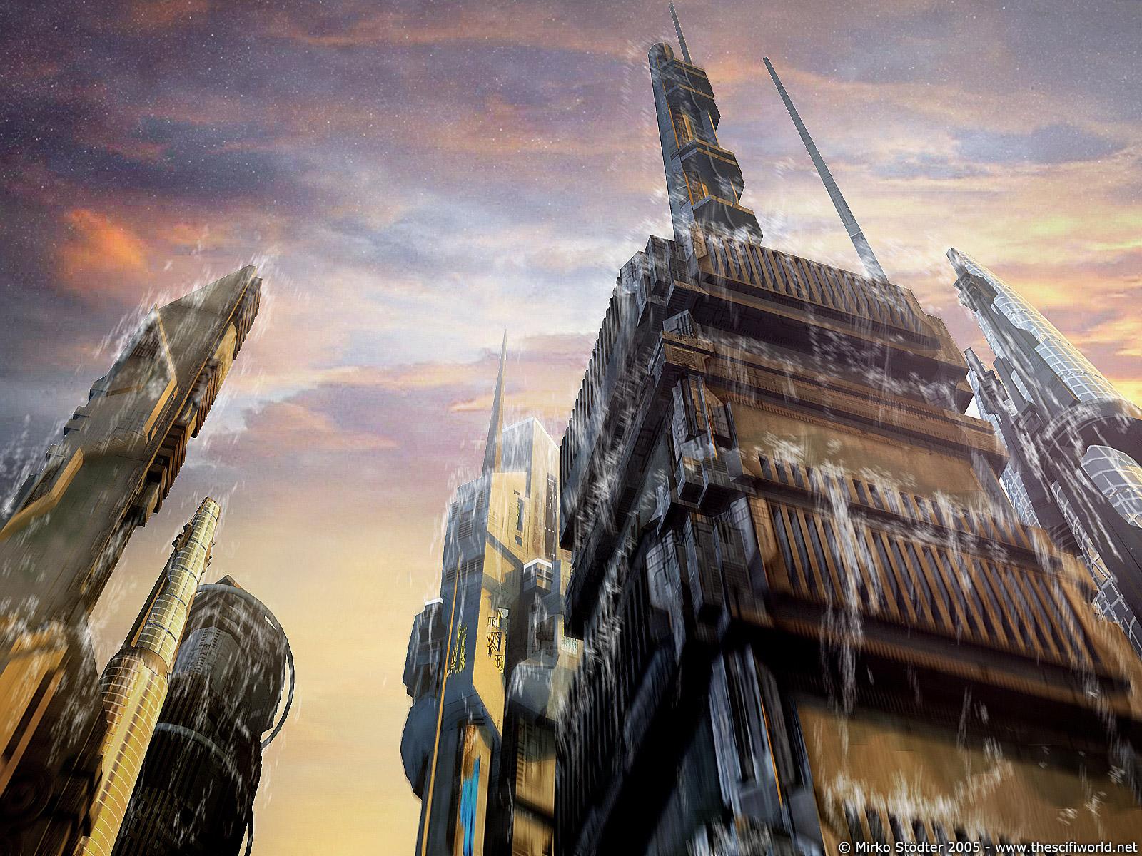 TV-program - Stargate Atlantis  Bakgrund