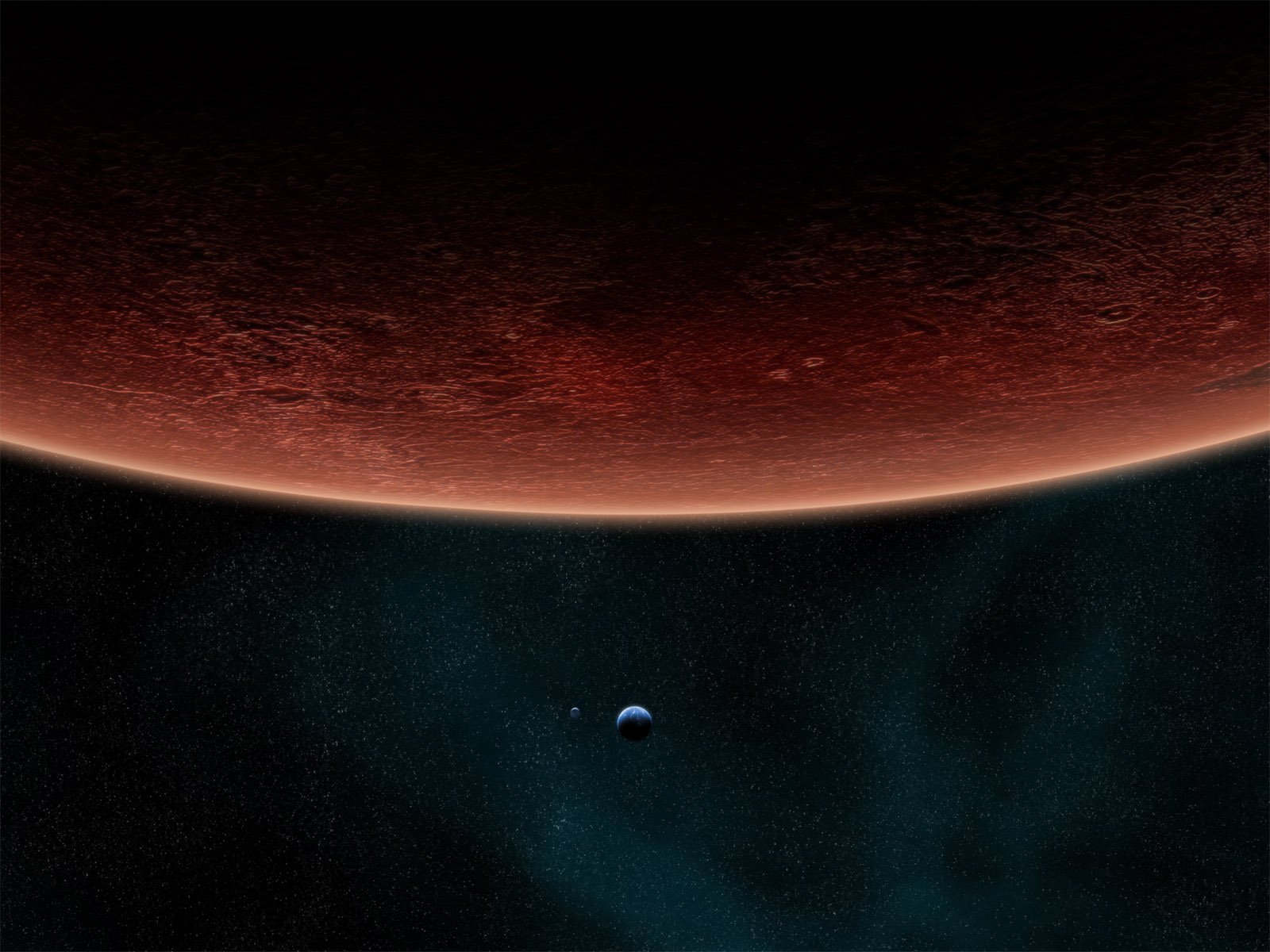 Planets computer wallpapers desktop backgrounds - Space wallpaper 2160x1920 ...