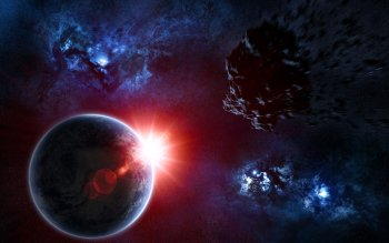 Science-Fiction - Planet Wallpapers and Backgrounds ID : 24851
