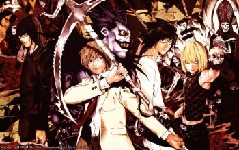 Anime - Death Note Wallpapers and Backgrounds ID : 248643