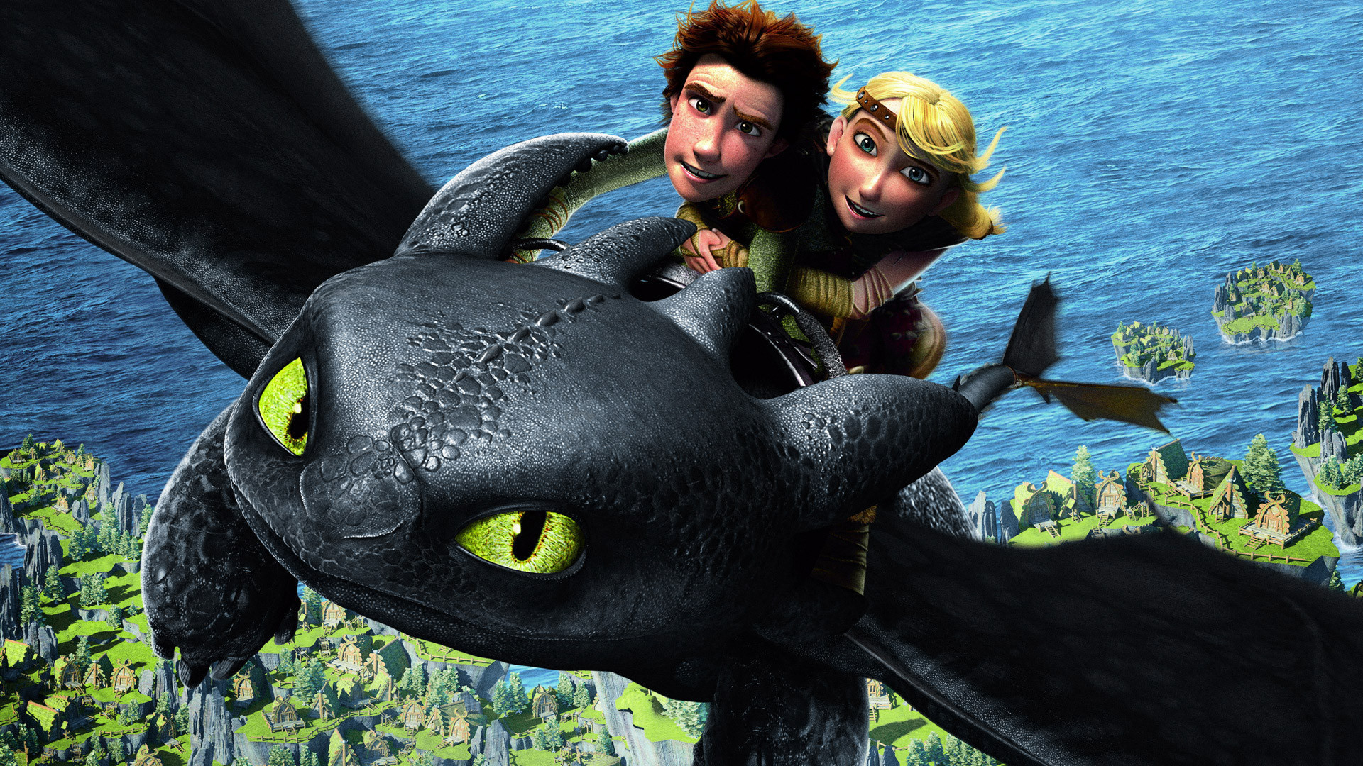Toothless How To Train Your Dragon Wallpapers ID249433