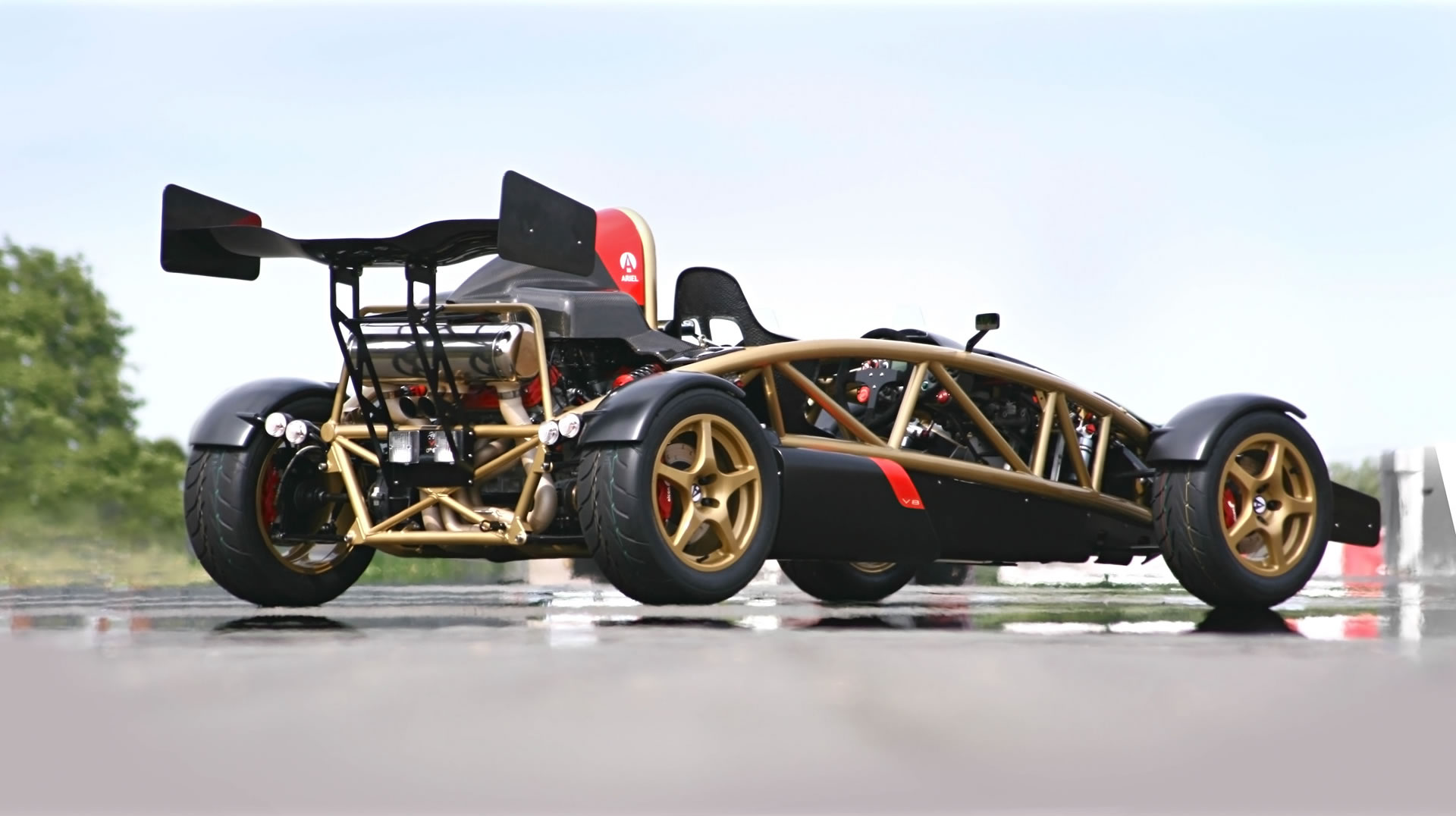 Ariel Atom Wallpaper and Background Image   1920x1076   ID
