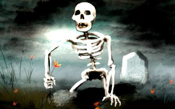 Dark - Skeleton Wallpapers and Backgrounds ID : 249213