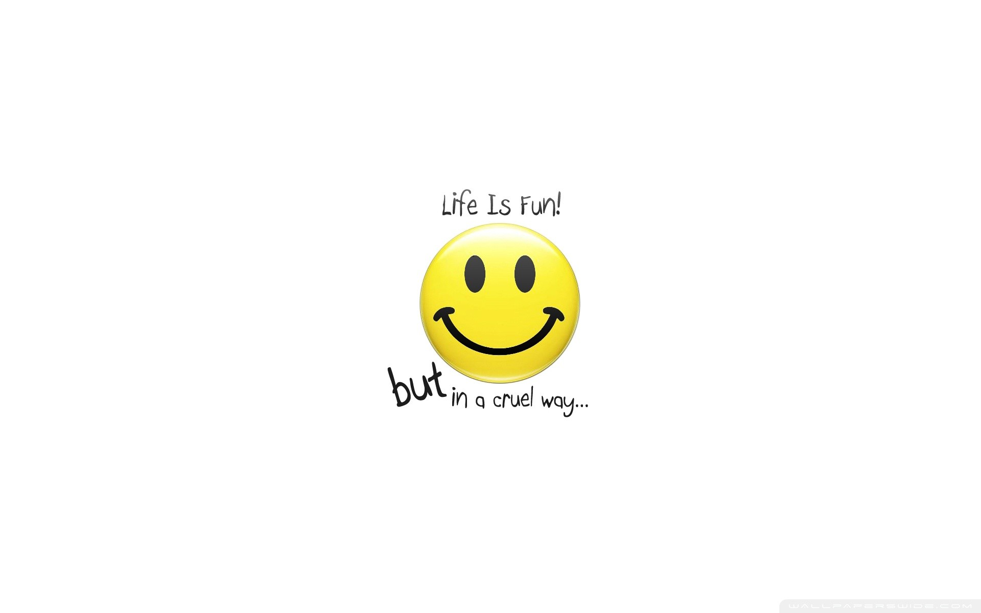 Smiley Full Hd Wallpaper And Achtergrond: Smiley Full HD Wallpaper And Background Image