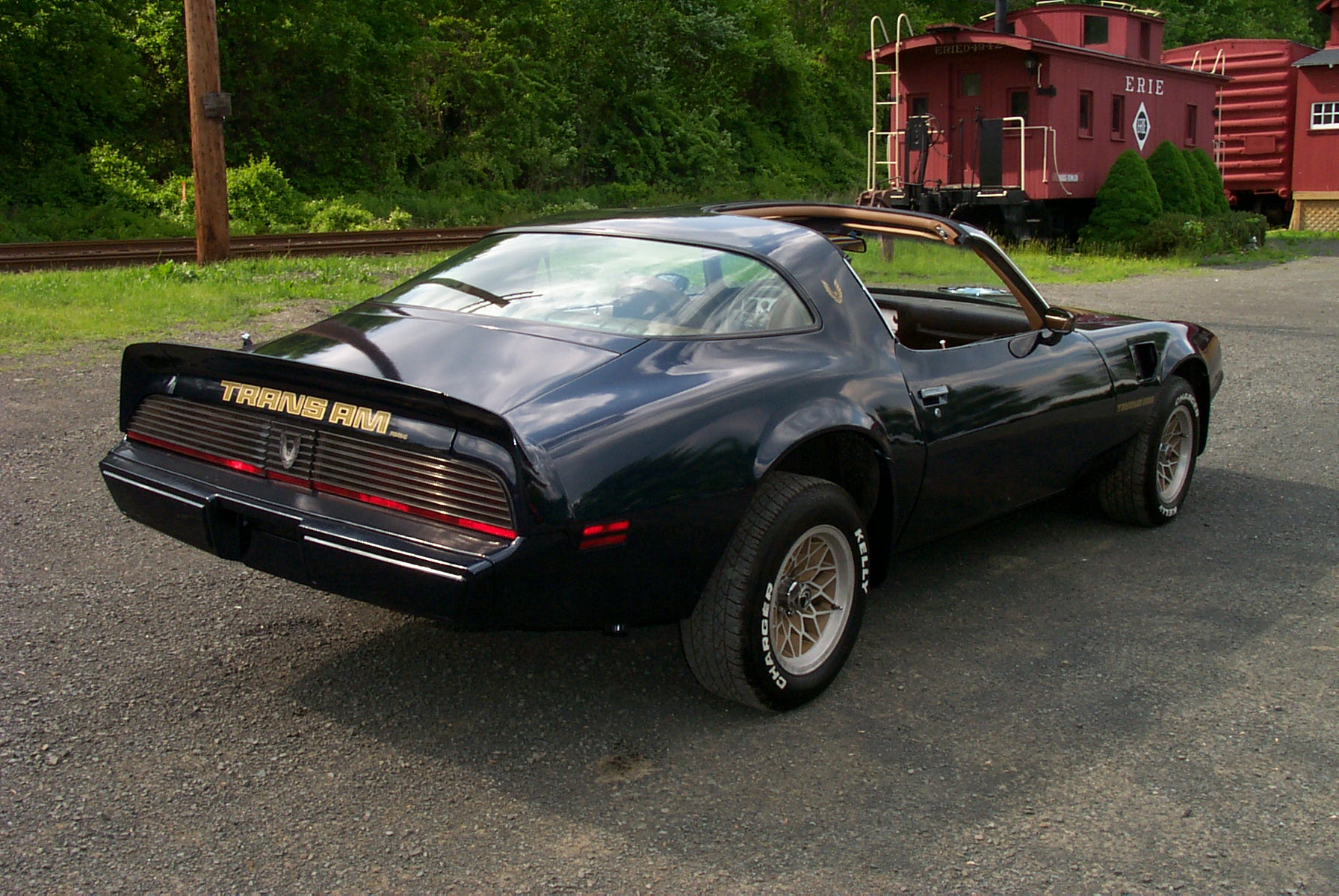 Pontiac Trans Am Wallpaper And Background Image 1792x1200