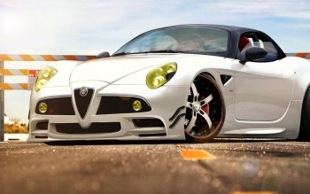 Vehicles - Alfa Romeo Wallpapers and Backgrounds ID : 250071