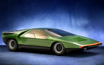 Veicoli - Alfa Romeo Carabo Wallpapers and Backgrounds ID : 250531