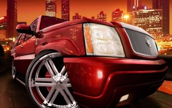 Vehicles - Cadillac Wallpapers and Backgrounds ID : 250771