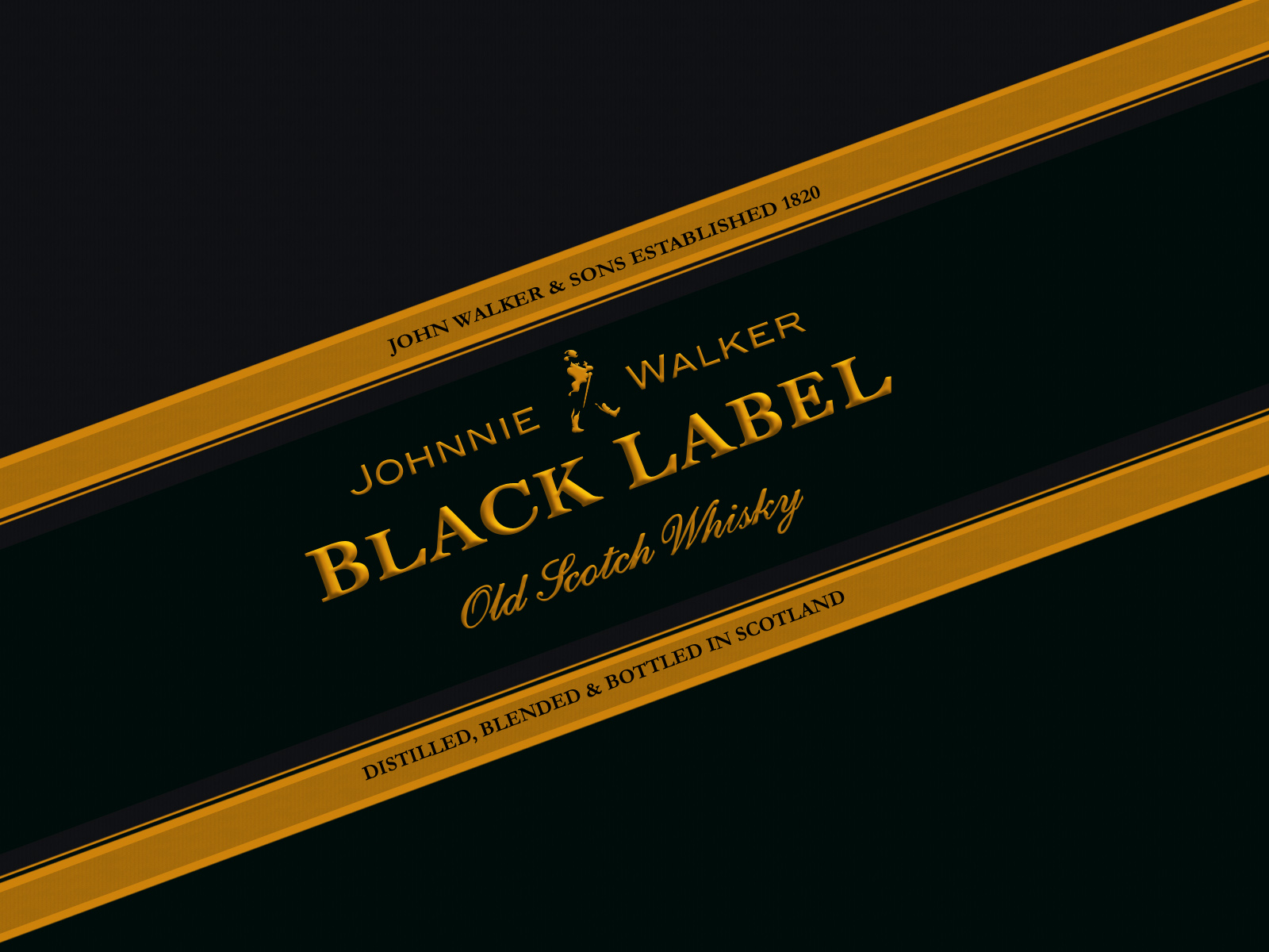 This is a picture of Ridiculous Black Label Red Label Difference