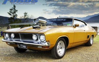 Vehicles - Ford Xb Falcon Wallpapers and Backgrounds ID : 2511