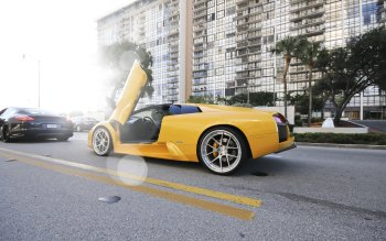 Fordon - Lamborghini Wallpapers and Backgrounds ID : 251733