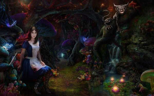 Video Game - alice madness returns Wallpapers and Backgrounds