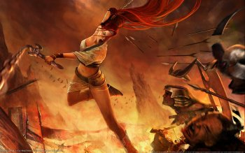 Videojuego - Heavenly Sword Wallpapers and Backgrounds ID : 252911