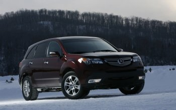 Vehicles - Acura MDX Wallpapers and Backgrounds ID : 253493