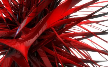Abstract - Red Wallpapers and Backgrounds ID : 25401