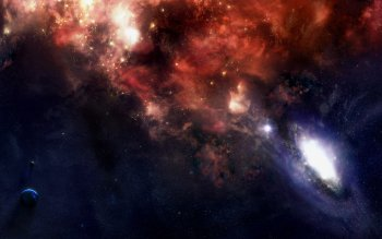 Sci Fi - Galaxy Wallpapers and Backgrounds ID : 2543