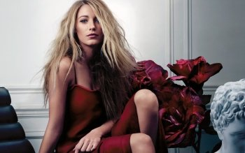 Celebrity - Blake Lively Wallpapers and Backgrounds ID : 254563