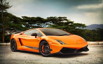 Fordon - Lamborghini Wallpapers and Backgrounds ID : 256261