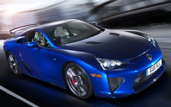 Fordon - 2012 Lexus LFA Nurburgring Edition Wallpapers and Backgrounds ID : 256361