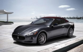 Vehicles - Maserati Wallpapers and Backgrounds ID : 256683