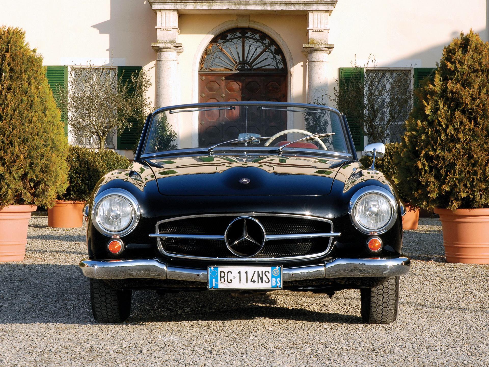 Mercedes HD Wallpaper   Background Image   1920x1440   ID ...