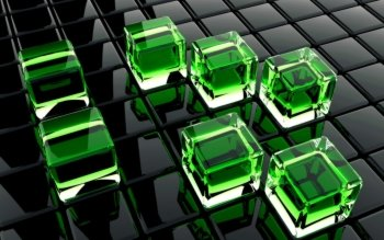CGI - Cube Wallpapers and Backgrounds ID : 258323