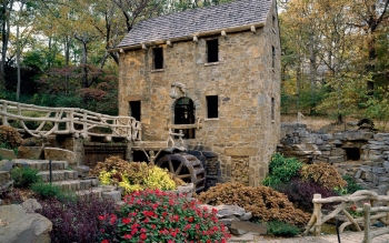Man Made - Grist Mill Wallpapers and Backgrounds ID : 258533