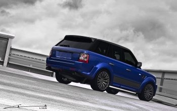 Vehicles - Range Rover Wallpapers and Backgrounds ID : 259001